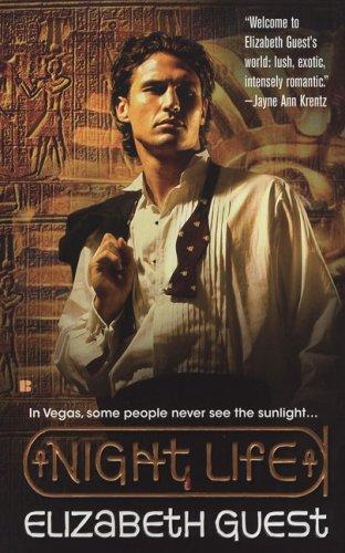 Image of Night Life (Pharaohs Rising, Book 1)