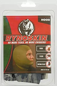 RYNOSKIN Insect Protection Chemical Free Hood, Mossy Oak Break Up, One Size