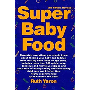 Super Baby Food By Ruth Yaron Download