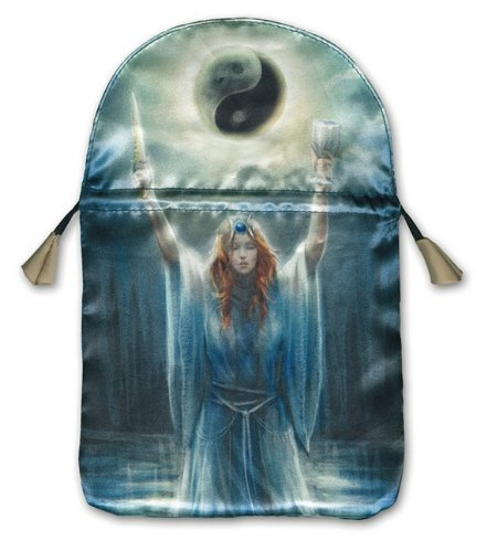 LS Sacred Priestess Tarot Bag