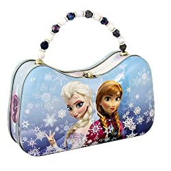 [Best price] Stuffed Animals & Plush - The Tin Box Company Disney Frozen Scoop Carry All Tin - toys-games