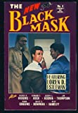 The New Black Mask, No 4 (0156654830) by Bruccoli, Matthew J