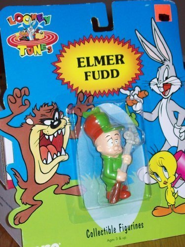 looney-tunes-elmer-fudd-collectible-figurines-by-tyco