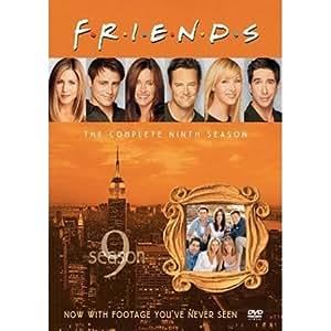 Friends (DVD) (The Complete Ninth Season) [Region code : 3]