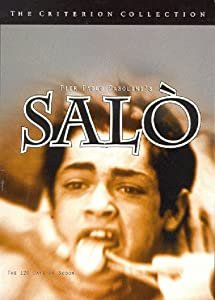 Salò, or the 120 Days of Sodom: The Criterion Collection