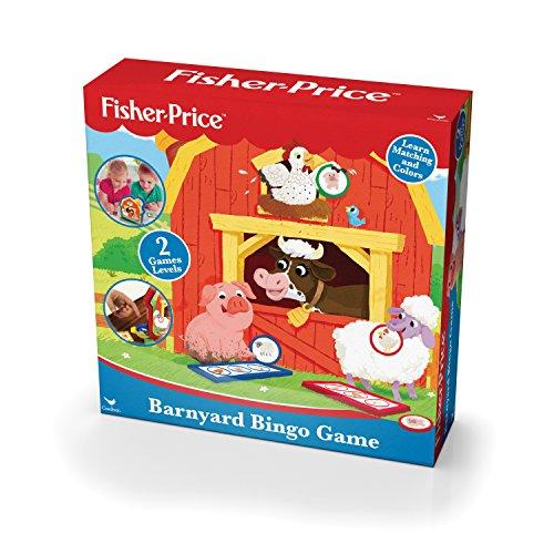 Barnyard Bingo Fisher Price Game (Barnyard Bingo Fisher Price compare prices)