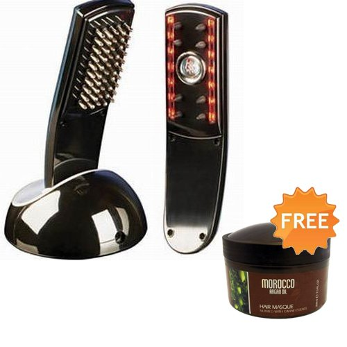 Loss Hair Regrowth Comb Massager Set