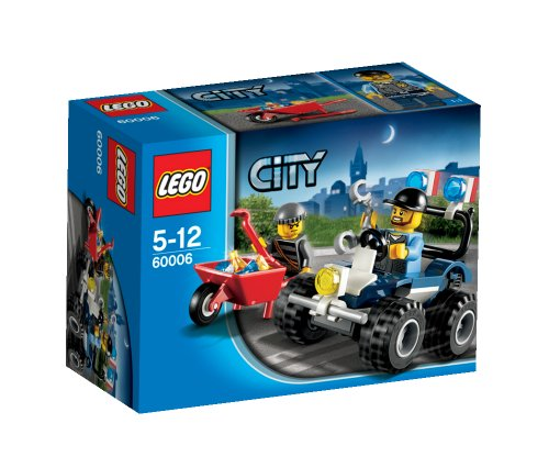 LEGO City Police ATV - 60006 - 1
