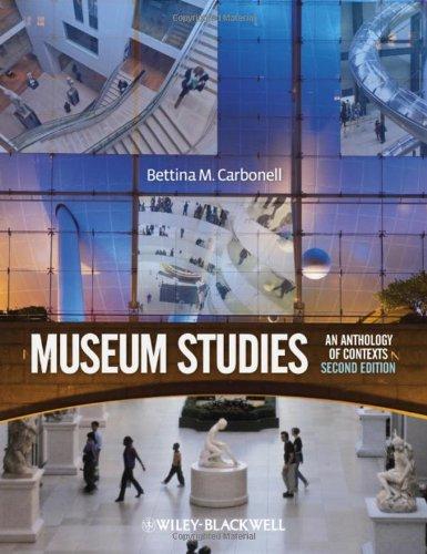 Museum Studies love culture track order