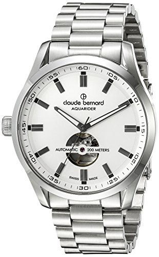 Claude-Bernard-Mens-85026-3M-AIN-Aquarider-Stainless-Steel-Automatic-Watch