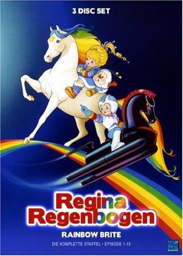 Regina Regenbogen (3er DVD - Box)