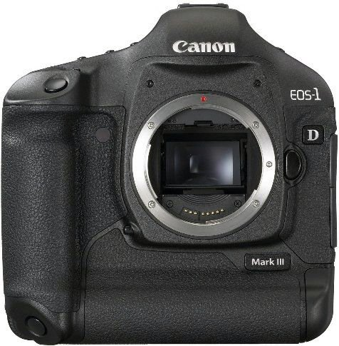 Canon EOS-1D Mark III (Body Only)