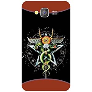 Via flowers Back Cover For Samsung Grand 2 Belief Multi Color