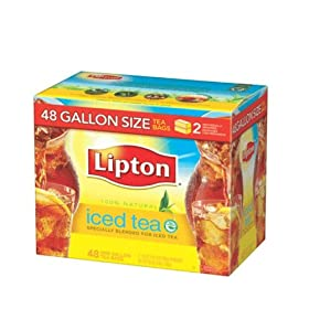 Tea, 48-Count Gallon SizeTea Bags: Amazon.com