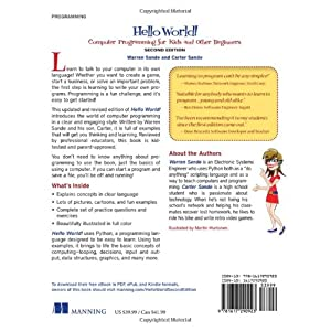 Hello World!: Computer Pr Livre en Ligne - Telecharger Ebook