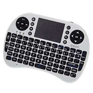 2.4GHz Rii Mini i8 Wireless Keyboard with Touchpad for Google TV Box Media Control,Windows 2000/Windows XP/Windows Vista/Windows CE/Windows 7/Linux(Debian-3.1, Redhat-9.0 Ubuntu-8.10 Fedora-7.0 tested) PC/HTPC Xbox 360/PS3 UK Stock.
