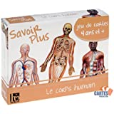 "Jeu de 42 cartes : 7 familles ""Le corps humain"""