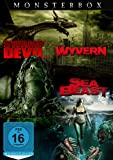 Monsterbox Wyvern - Sea Beast - Swamp Devil (DVD)