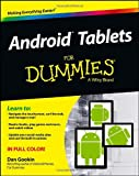 Android Tablets For Dummies (For Dummies (Computer/Tech)) Paper book ISBN:111854319X