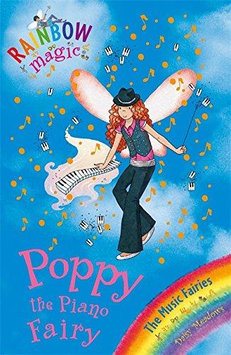 The Music Fairies: 64: Poppy the Piano Fairy (Rainbow Magic)