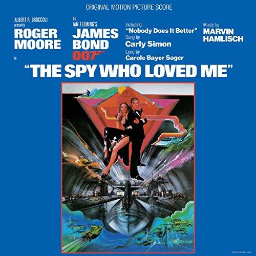 Spy Who Loved Me / O.S.T.
