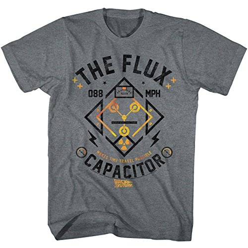 Back To The Future - Mens Flux Streetwear