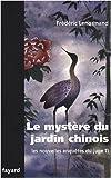 Les nouvelles enquêtes du juge Ti, tome 13 : Le mystère du jardin chinois par Lenormand