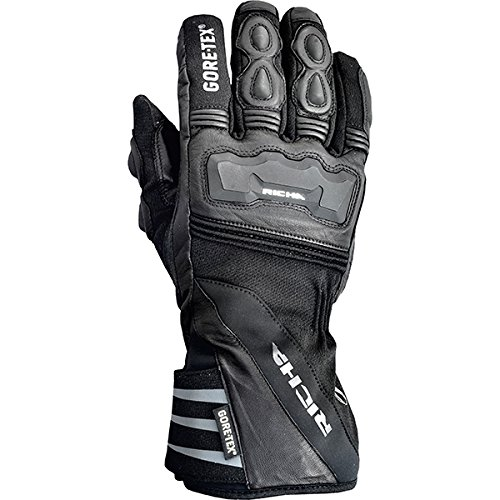 richa-cold-protect-gore-tex-motorcycle-gloves-s-black
