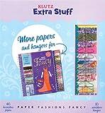 Klutz Extra Stuff: Paper Fashions Fancy