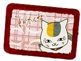 夏目友人帳 ニャンコ先生 バスマット2 アップ柄