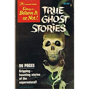True Ghost Stories (Ripley's Believe It or Not) (96 Pages: Gripping--haunting stories of the supernatural!, 11401)