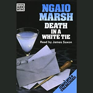Death in a White Tie | [Ngaio Marsh]