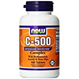 Now Foods C-500 Complex, Tablets, 100-Count