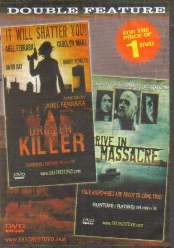 Driller Killer + Drive In Massacre by Abel Ferrara