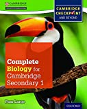 img - for Complete Biology for Cambridge Secondary 1 Student Book: For Cambridge Checkpoint and beyond book / textbook / text book