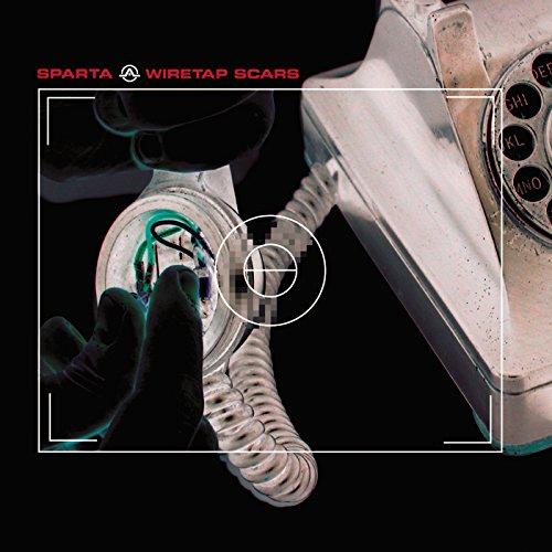 CD : Sparta - Wiretaps Scars
