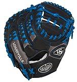 Louisville Slugger FGHDRL5 HD9 Royal Fielding Glove (Catcher), Right Hand Throw, 33.5 inches/