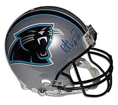 DeAngelo Williams Carolina Panthers Autographed Proline Helmet - Authentic Signed Autograph