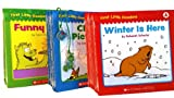 img - for Learn to Read Set: 60 Beginning Reading Books for Kids, Preschool Kindergarten & First Grade with Bookmark. Leveled Readers - 3 Guided Reading Levels A,B,C. book / textbook / text book