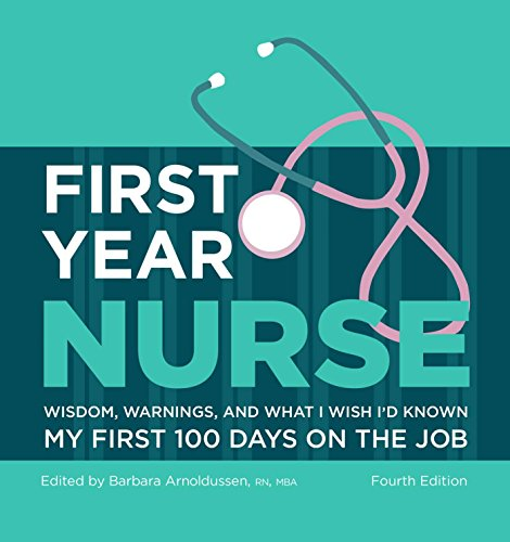 First Year Nurse: Wisdom, Warnings, and What I Wish I'd Known My First 100 Days on the Job (Kaplan Test Prep) (Nurse compare prices)