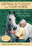 img - for Getting in TTouch with Your Horse: Understand and Influence Personality book / textbook / text book
