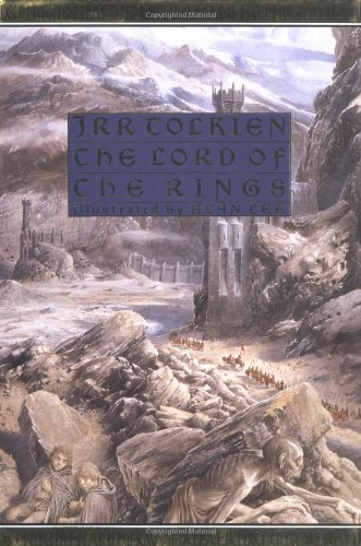 Lord Of The Rings Alan Lee Edition Published