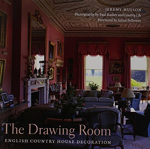 The Drawing Room English Country House Décoration /Anglais