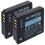 2x Batteries CGA-S005 pour Panasonic...