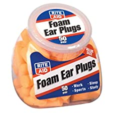 Rite Aid Foam Ear Plugs 50 ct.