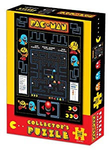 Pac-Man Collector's Puzzle 550 Pieces