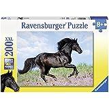 Ravensburger Puzzles Beautiful Horse, Multi Color (200 Pieces)