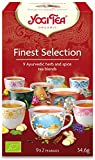 Yogi Tea Finest Selection, 18 bolsitas variadas