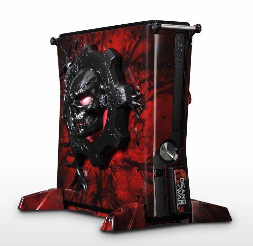 Calibur11 Gears of War 3 Vault (Xbox 360 S)