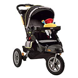 Jeep Liberty Gravity iBaby Sound System Urban Terrain Stroller w Inflatable Tire